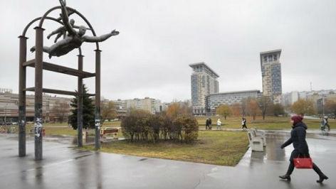 莫斯科一广场以冷战英国变节间谍命名 英媒:挑衅英国?