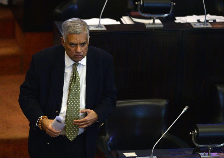 斯里兰卡议会通过政府不信任案