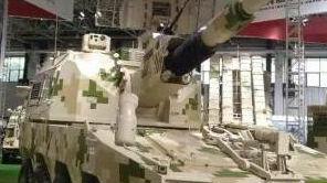 亚博推出155毫米轮式自行火炮:射速每分10发 或销往外洋