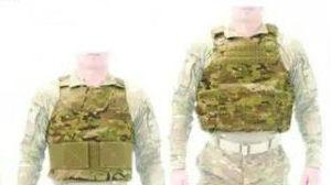 美军研制新型防弹衣:穿着更加舒适 满足女兵长发需求