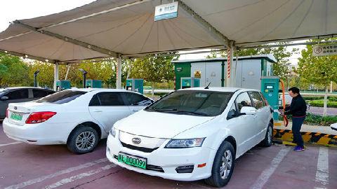 美媒:中国电动汽车政策将成全球榜样 其他国家或效仿
