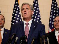 美国众议院共和党选出少数党领袖