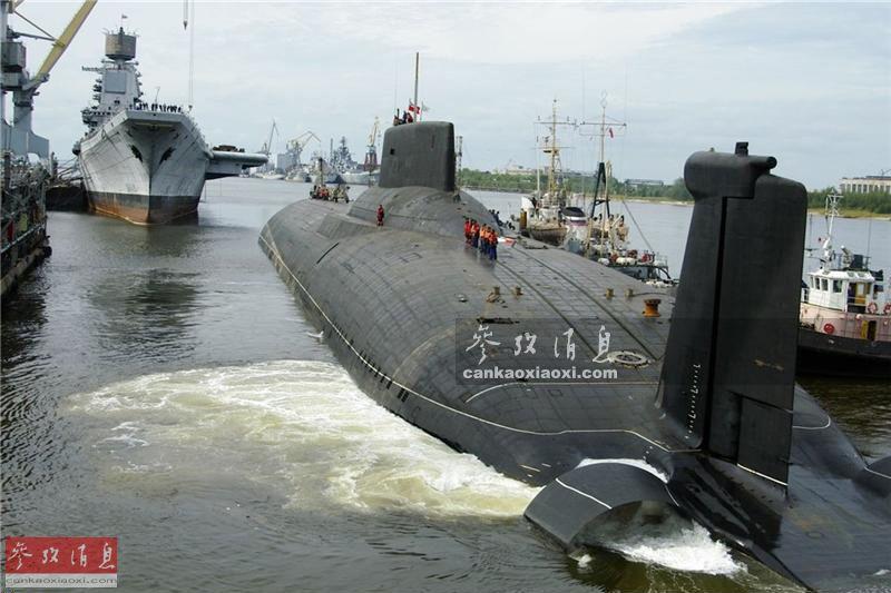 4.6万吨级巨鲸!看最大核潜艇如何注册送38体验金