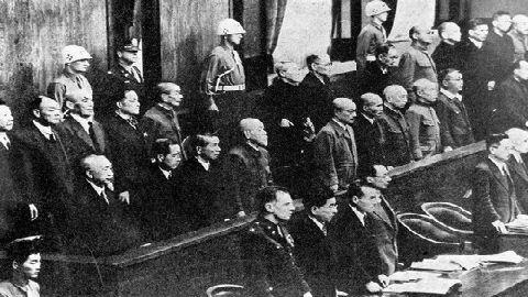 俄媒揭秘:日本战犯如何在美国帮助下逃脱惩罚