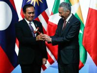第33届东盟峰会及东亚合作领导人系列会议闭幕