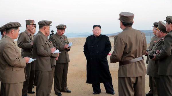 金正恩视察尖端战术武器试验 美称仍相信无核化承诺会兑现