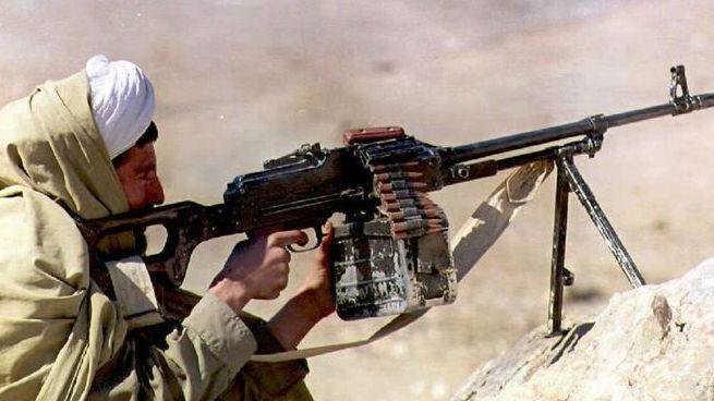 塔利班卷土重来!阿富汗政府仅控制半数国土 军警伤亡惨重