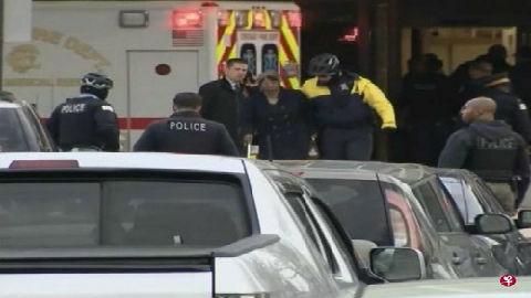 新媒:美国芝加哥一医院发生枪击案 已致多人受伤