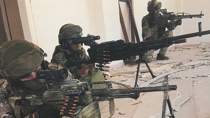 发生什么事?普京要求俄罗斯军队考试世界地理