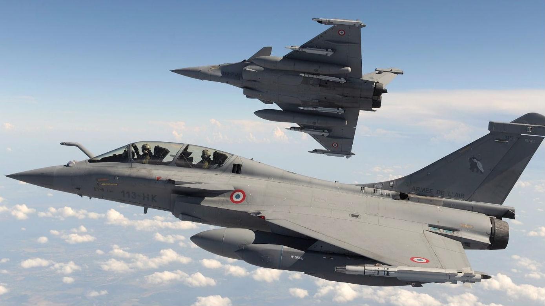 """法国""""阵风""""退出加拿大战机招标:只因不属于""""五眼联盟"""""""