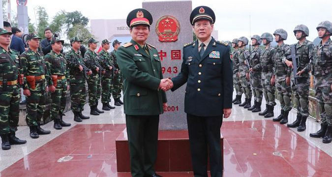 外媒:中越军方边境会晤传承友谊 为发展两军关系创造新动力