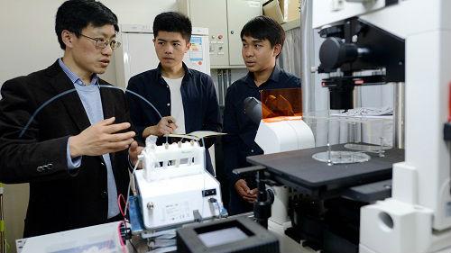 澳大学校长呼吁大学与中国加深合作:有助研究成果实现商业化