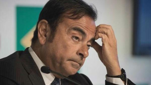 日产董事长涉嫌偷漏税被捕 调查称其将公司资产私用