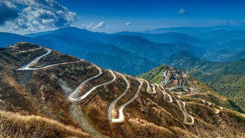 世界上最危险的几条公路