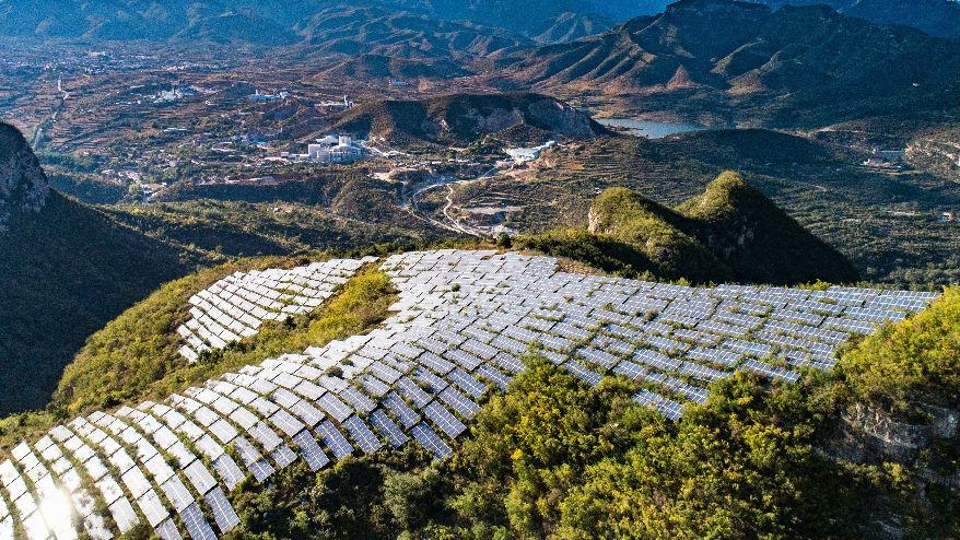 """西媒:中国将从""""绿色""""经济发展计划中获得""""可观收益"""""""