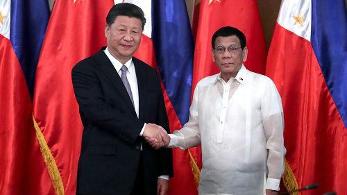 海外媒体:习近平访菲成双边关系里程碑