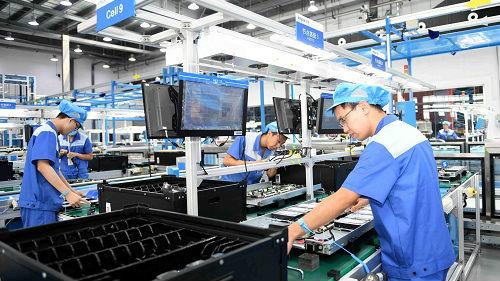"""美媒称中国发展模式""""推翻""""经济学定律:拿出新型生产模式"""