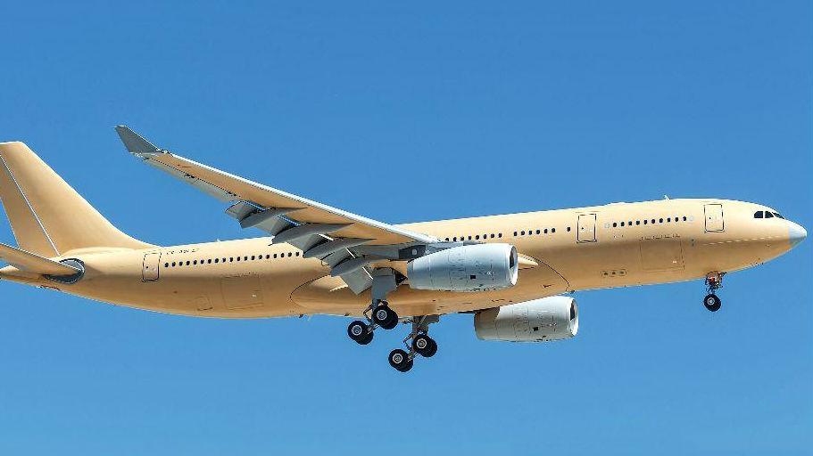 总价12亿美元!韩国接收并试飞首架A330空中加油运输机