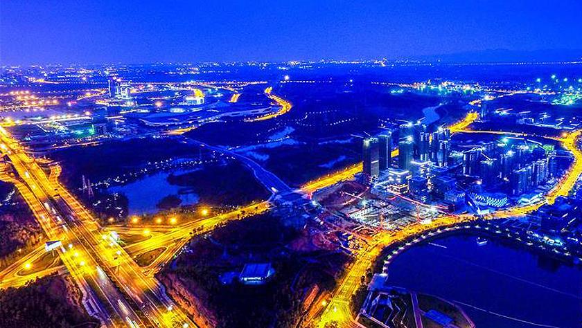四川自贸试验区:为内陆开放添动力