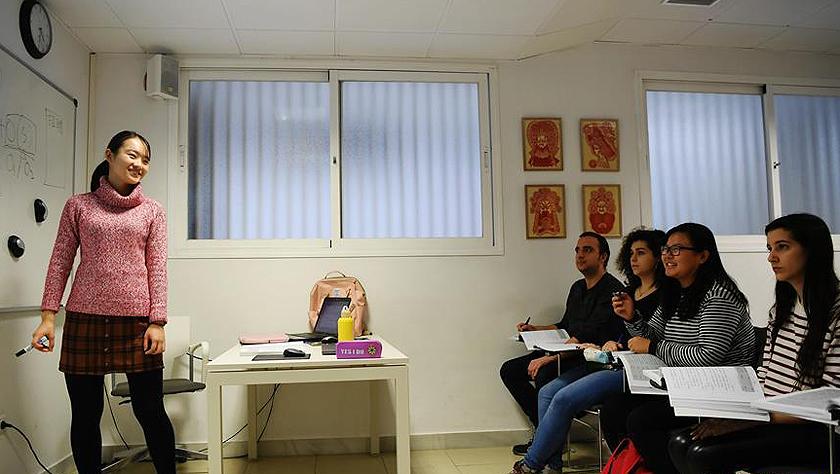中文教学在西班牙结硕果