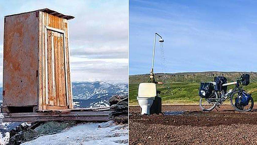 解決多種需求:盤點世界上千奇百怪的廁所
