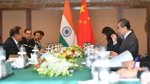 锐参考 | 王毅带队!中印边界谈判首次提到这四个字——