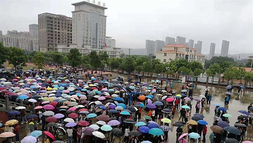 台湾海峡发生6.2级地震 福建多地有明显震感