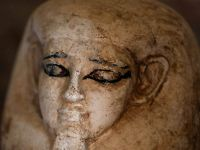 埃及考古新发现!尼罗河西岸挖掘出贵族墓葬