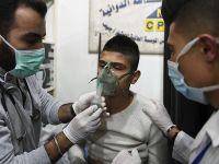 叙利亚媒体说叙反政府武装在阿勒颇使用有毒气体