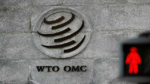 外媒:中国欧盟等向WTO提案 试图打破美国造成的僵局