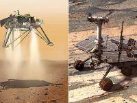 """""""洞察""""号及其前辈——人类探索火星的里程碑"""