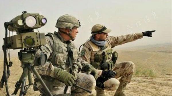 """以色列开发出""""隐形""""瞄准系统 操作者可在战场""""隐身"""""""