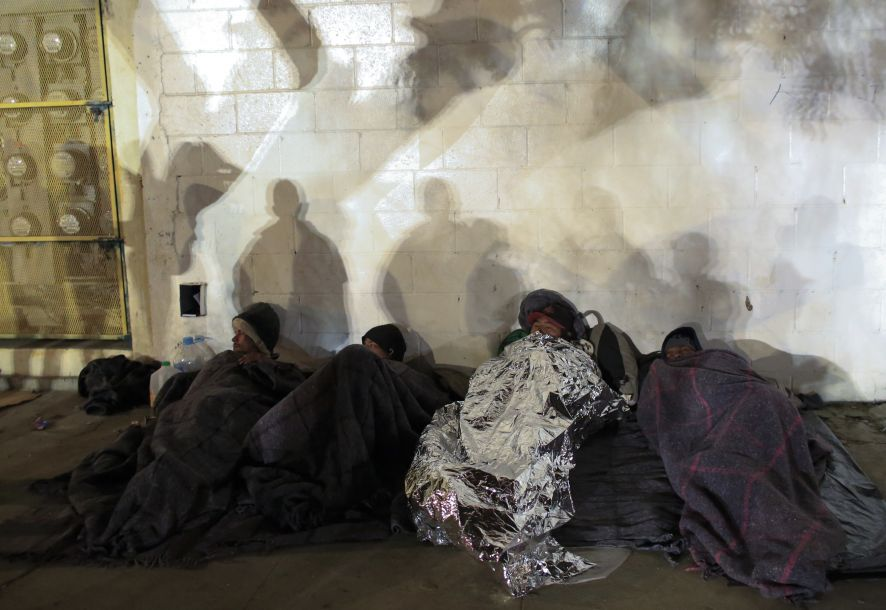 墨西哥或收留部门中美洲移民