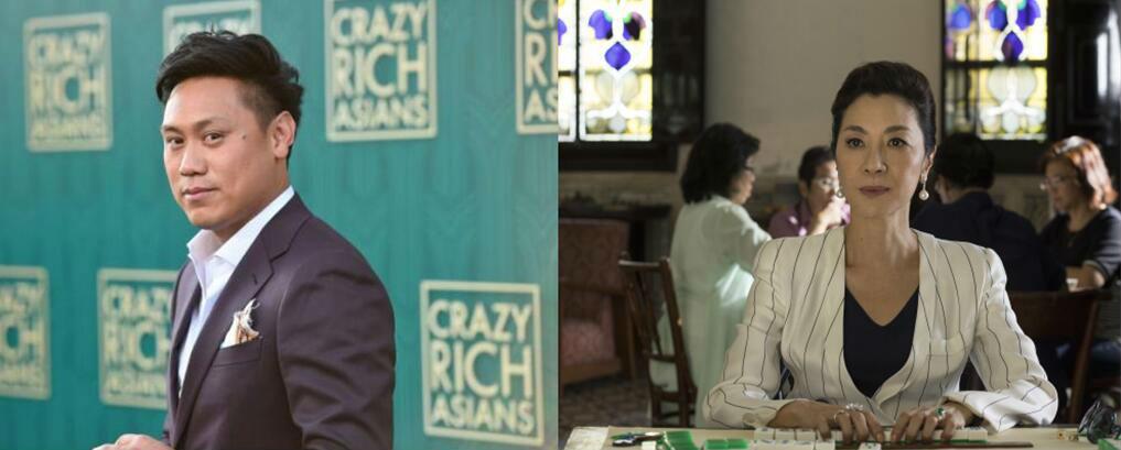 """对话朱浩伟、杨紫琼:看《摘金奇缘》如何掀起好莱坞""""华裔风暴""""?"""