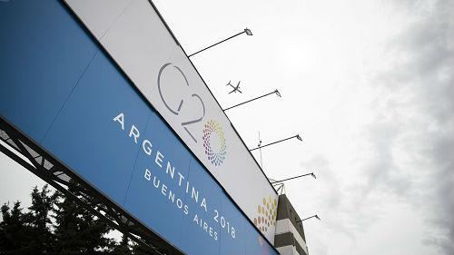 境外媒体:G20峰会在即 中国强调反对任何形式贸易战
