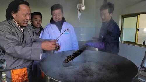 """联合国确定7种濒危文化遗产 中国""""藏医药浴法""""入选非遗"""