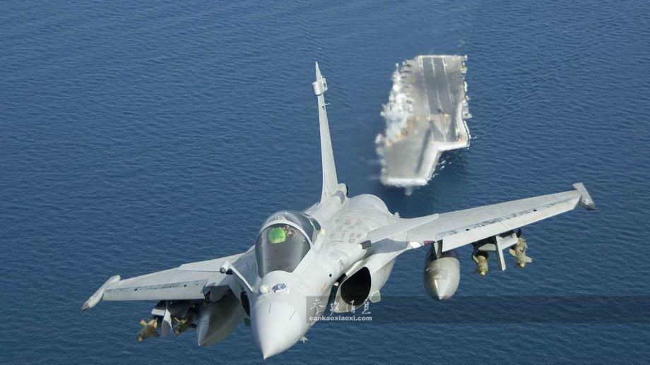 """印媒称印度""""阵风""""战机系""""特供版"""":独享13项增强性能"""