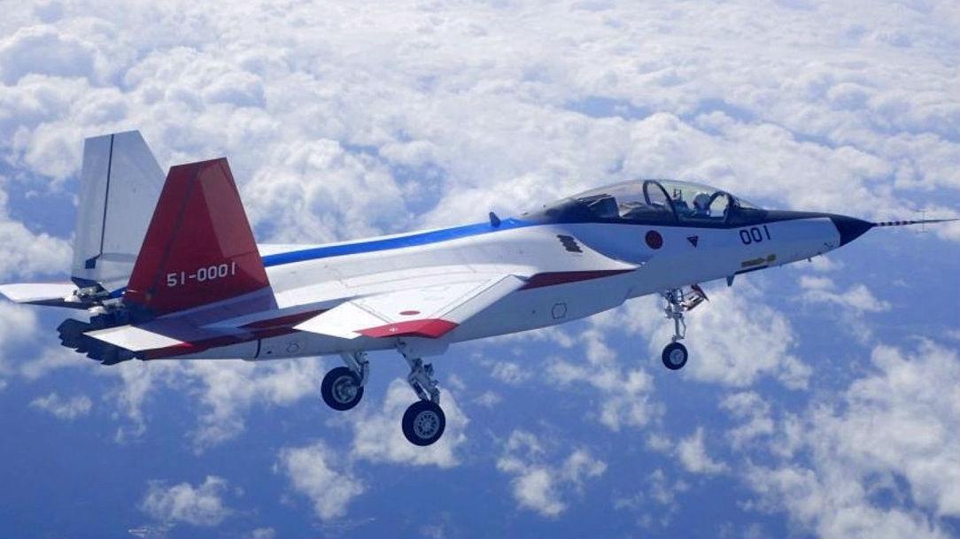 美媒:日本加速研发下一代战斗机 或成自卫队又一选项