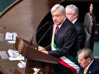 墨西哥举行总统权力交接仪式