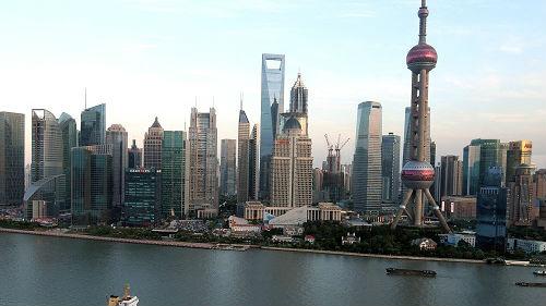 英媒称中国向全球资本开放市?。汗潭允澜缃鹑谑谐∮跋炝? width=