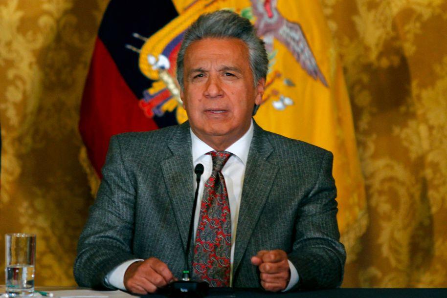 厄瓜多尔副总统涉贪腐被停职