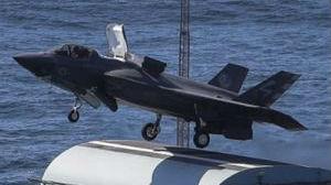 美军救急又救穷?英国F-35交易打小算盘 戳特朗普痛处