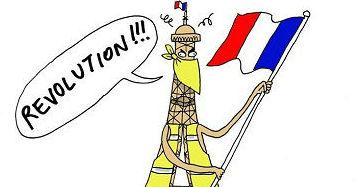 """""""黄背心""""骚乱在法国持续发酵"""