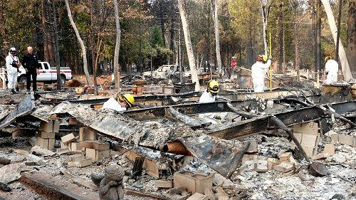 """理赔金超过跨过总资产近3倍!加州史上最惨山火""""烧垮""""保险公司"""
