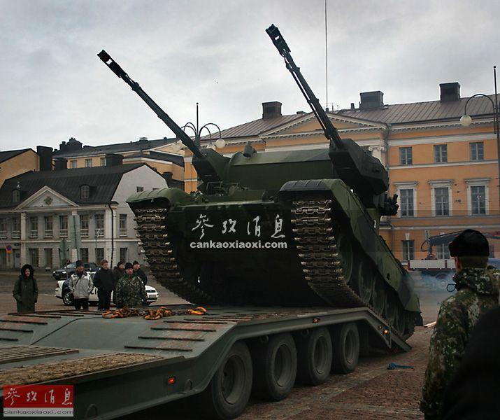 """豹2装英高炮!""""神弓手""""千发弹幕灭敌"""