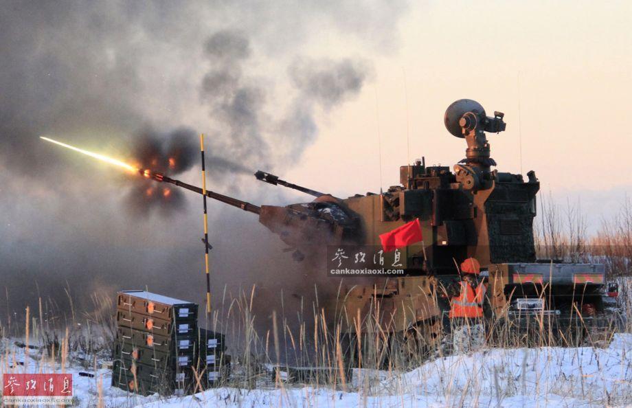 """豹2装英高炮!""""神射手""""千发弹幕灭敌"""