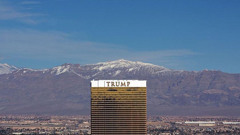 """世界上最匪夷所思的建筑:""""金色""""特朗普國際酒店了解一下"""