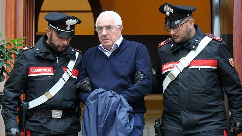 欧盟多国联合行动抓捕80多名黑手党成员