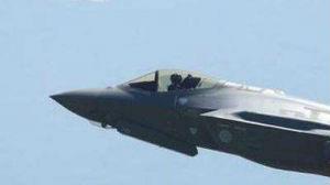 为省钱省事掉臂军工生长?日本保持在海内组装F-35