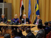 新一轮也门和谈在瑞典举行